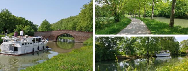 Bike tours Canal