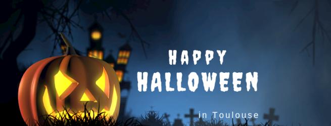 Halloween Toulouse wunderbar